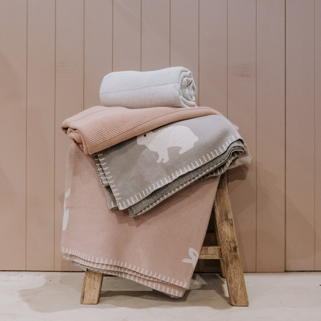 The Country Providore has a selection of the perfect gift ideas for a baby shower, or for your own sweet babe from our gorgeous baby range. Shop for the baby essentials - wraps, swaddles, sleeping bags, blankets, linen and bedware.