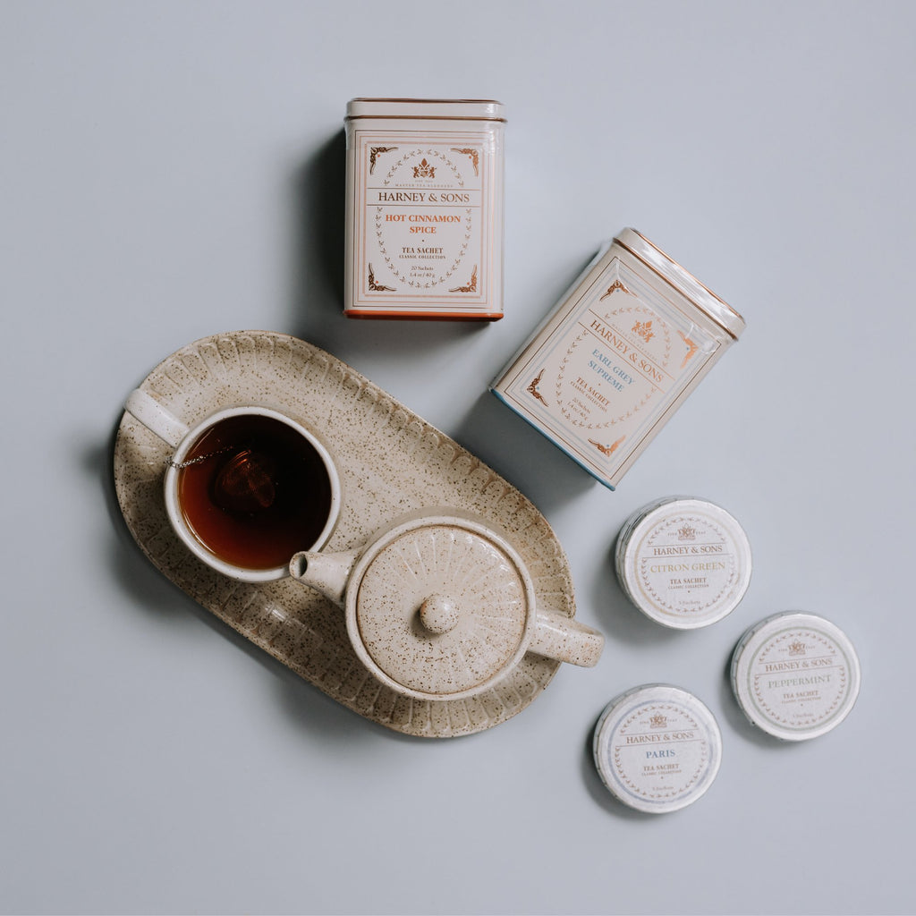 The Country Providore store has a selection of organic loose-leaf teas. These organic tea products like Black tea, Green tea, Herbal tea, Rooibos teas, are ridiculously good. Shop Tea now instore or online.