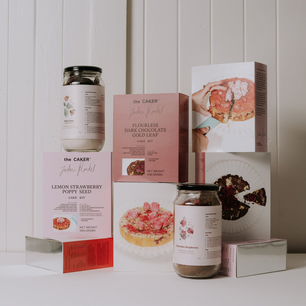 The Country Providore has a selection of our curated, tasty, and beautiful ranges off ready made baking products to choose from or our selection of DIY baking mixes that are gluten free, dairy free, refined sugar free and vegan and delicious.