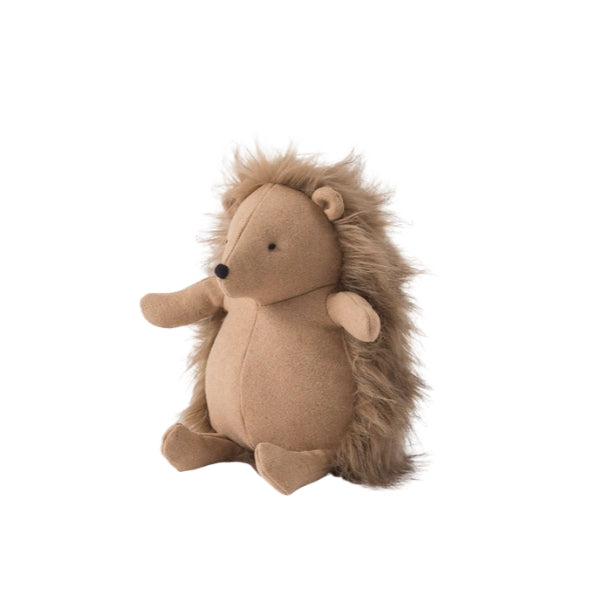 The Country Providore has a variety of Citta Design soft toys to choose from like Ray The Hedgehog for a little animal lover. This king of the forest is so soft, snuggly and comforting for a baby or child. Soft toys make a great gift for a baby shower, or if you're looking for something for your own baby nursery. Available in NZ, in store or online.