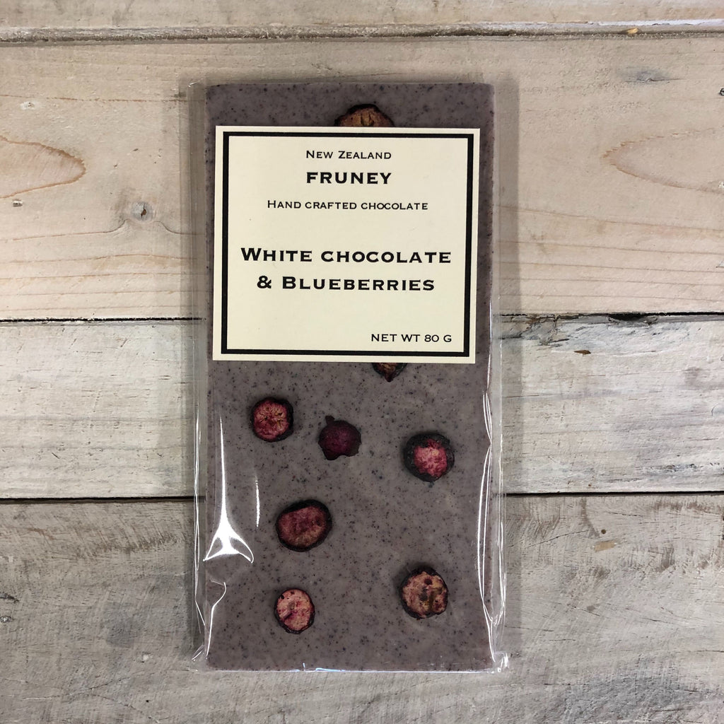 The Country Providore has a selection of Fruney Handcrafted Chocolate is made in small batches in Hamilton, New Zealand. The Chocolates are delicious and full of flavour. You will love our curated, tasty, and beautiful ranges of Chocolate food products to choose from in store and online. Shipping available in NZ.