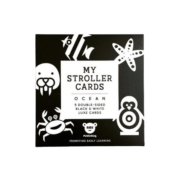 My Stroller Cards - Ocean are captivate and engage your baby and toddlers while promoting early learning! You will love our quality ranges of books to choose from in store and online. Shipping available in New Zealand.