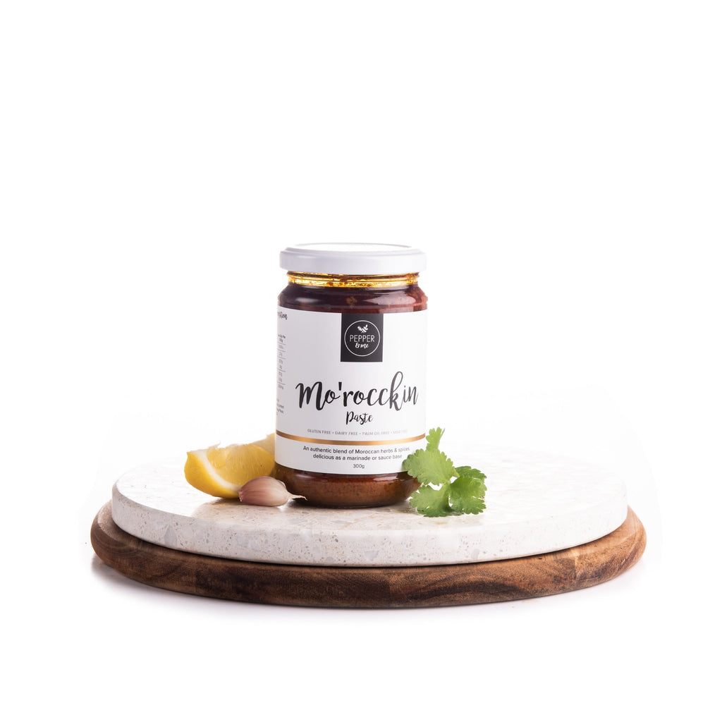 The Country Providore store has a selection of fresh local produce and delicious Pepper & Me spice blends and pastes that are healthy and allergen friendly for your family meals. These easy to use cooking flavours are a great addition to your pantry. Shipping available in NZ.