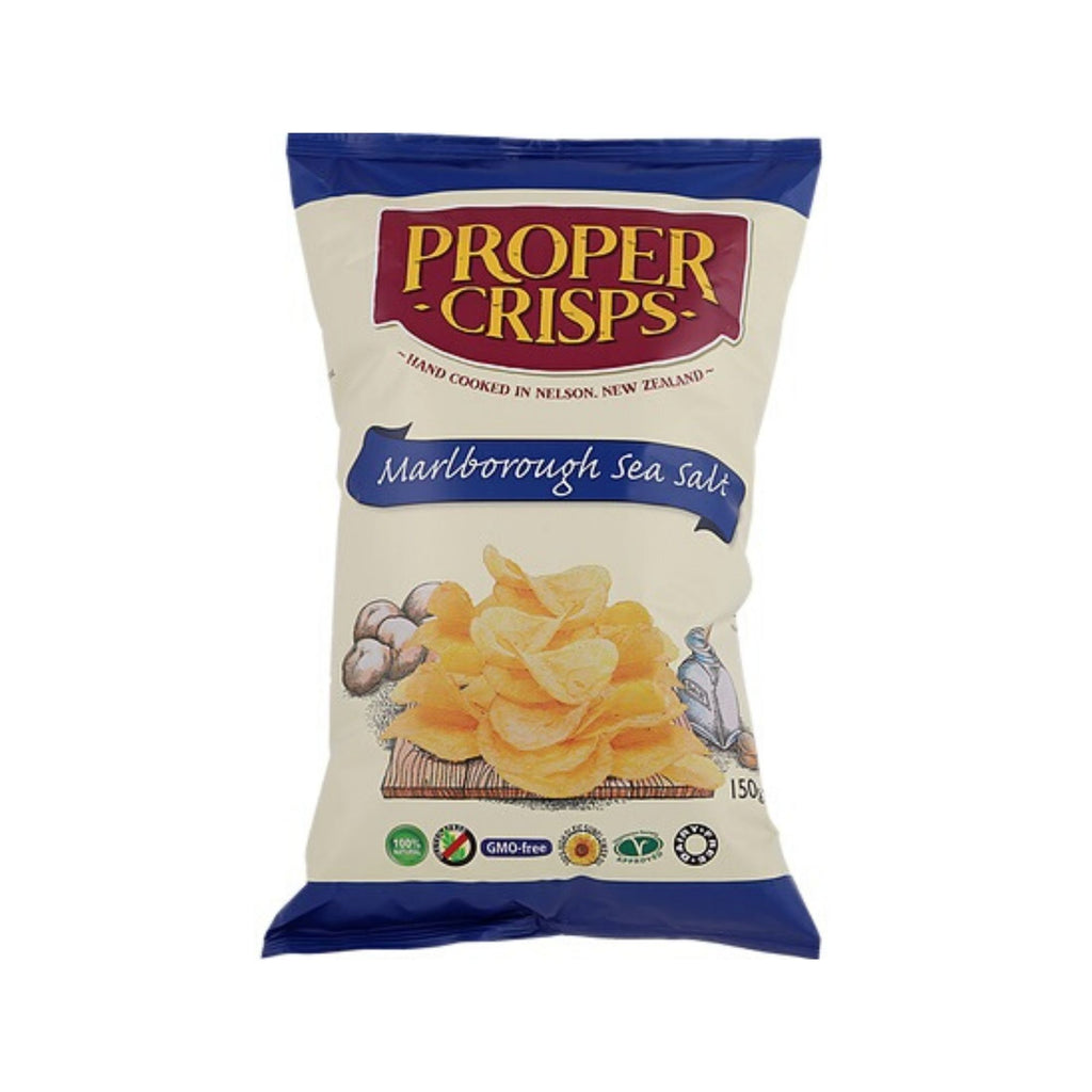 The Country Providore store has a selection of New Zealand made snacks from Proper Crisps. These are natural, real food snacks. Check out our range of yummy snacks in store and online! Our Shop is located by Hamilton, Tamahere and Cambridge NZ. Shipping NZ Wide.