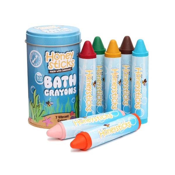 The Country Providore New Zealand has a range of Art & Crafts Supplies for Kids – Honeysticks Crayons are made with 100% natural non-toxic food grade ingredients and Beeswax. Made in New Zealand. Check out our other ranges of bath toys, books, jellycat soft toys, kids books. Shipping in NZ.