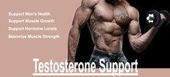 Hormone Support/Testosterone Boosts