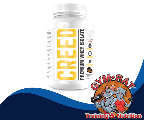 Creed Premium Whey Isolate 4.5lb