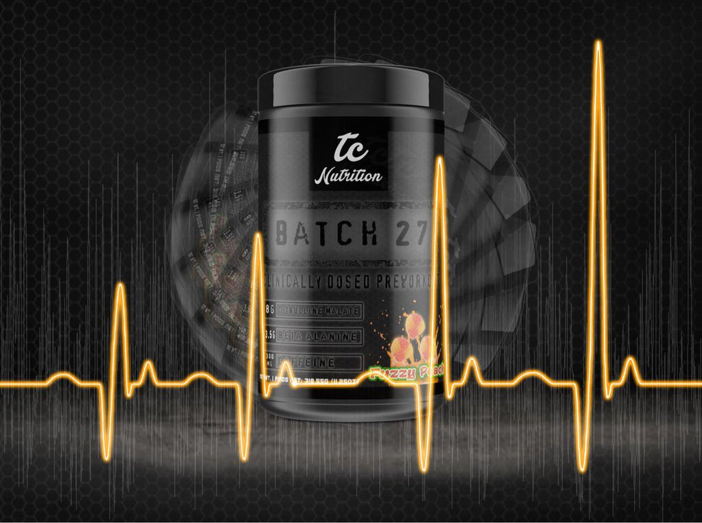 Tc Nutrition - Batch 27 (20 serve)