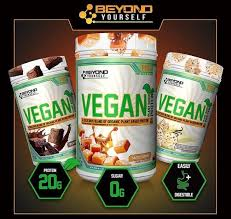 Beyond Yourself Vegan Protein (2lb)