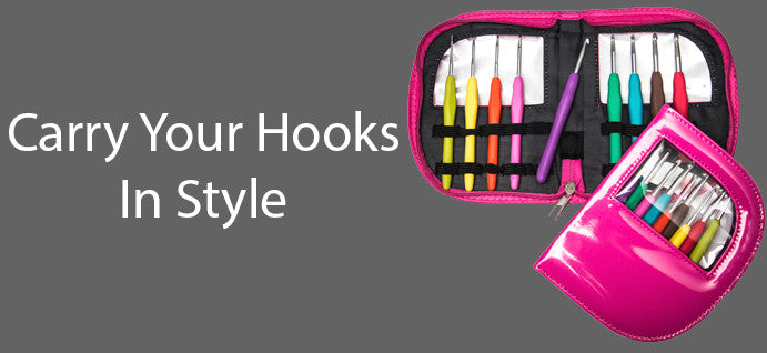 Convenient Crochet Hook Case