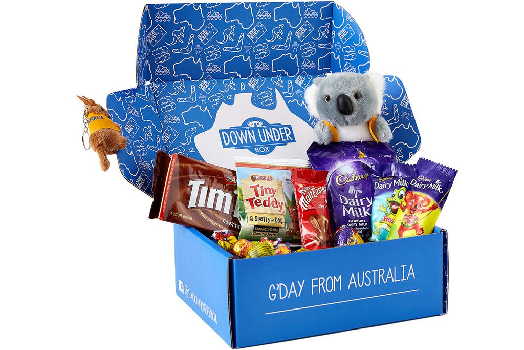 Aussie easter box down under box negle Image collections