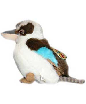 Kookaburra Plush Toy