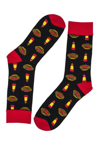 Meat Pie Socks