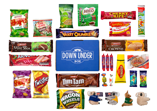 Build Your Own Down Under Box!