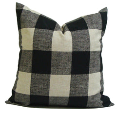 Farmhouse pillow, Plaid pillow, popular pillow, Farmhouse decor