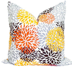 Home Decor, Floral pillow, outdoor pillow, popular pillow