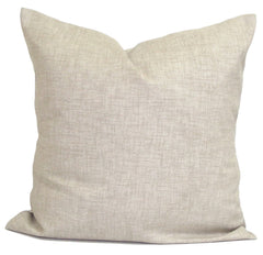 Solid Tan Pillow. Neutral Home Decor. Decorative Throw Pillows. ElemenOPillows,