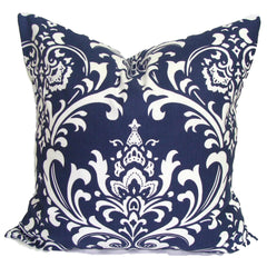 Navy Blue Pillow.Blue Pillow. ElemenOPillows Decorative Pillows, Pillows, Pillow Covers, Throw Pillows