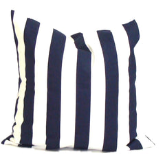 Navy Stripe Pillow. Nautical Pillow. ElemenOPillows Decorative Pillows, Pillows, Pillow Covers, Throw Pillows
