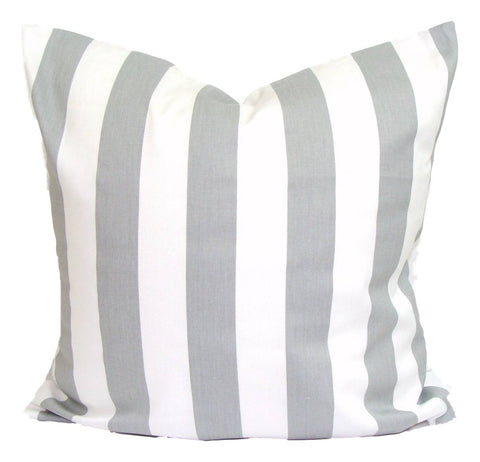 Gray pillow, Stripe pillow, home decor, pillows, pillow covers ElemenOPillows Decorative Pillows, Pillows, Pillow Covers, Throw Pillows