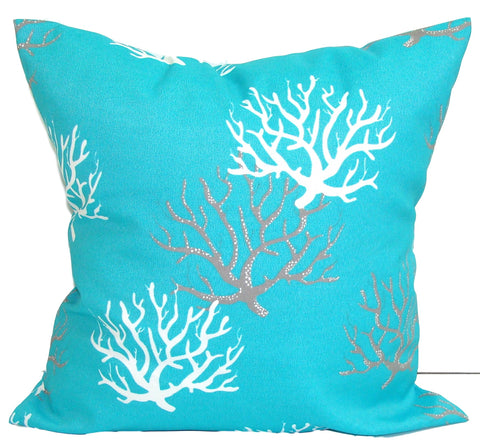 Nautical Pillow. Beach Decor. Blue outdoor Pillow covers ElemenOPillows Decorative Pillows, Pillows, Pillow Covers, Throw Pillows
