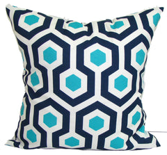 Outdoor Pillow. Blue pillow covers ElemenOPillows Decorative Pillows, Pillows, Pillow Covers, Throw Pillows