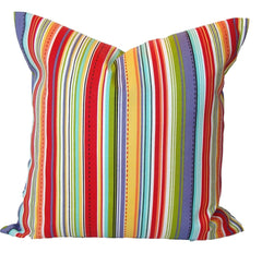 Stripe Pillow. Outdoor Pillow. Home Decor. Decorative Throw Pillows. ElemenOPillows,