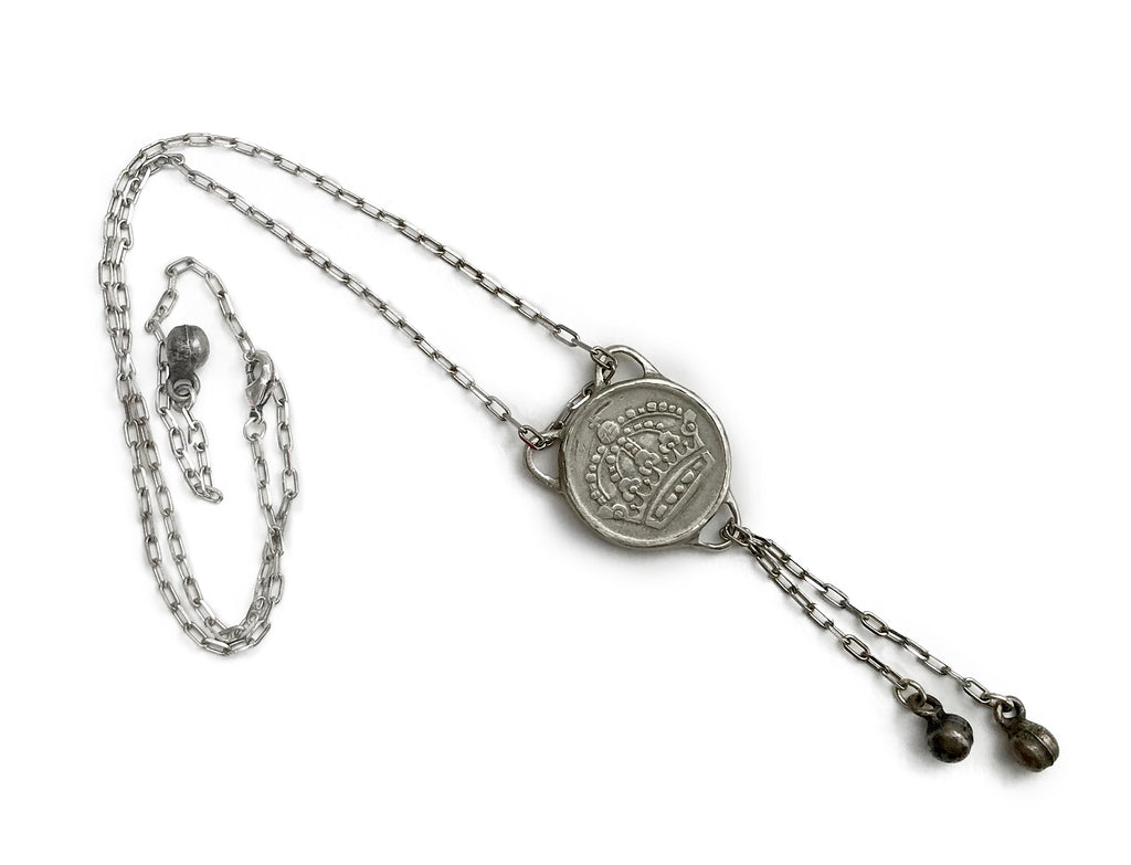 The Astrid Bolo Necklace