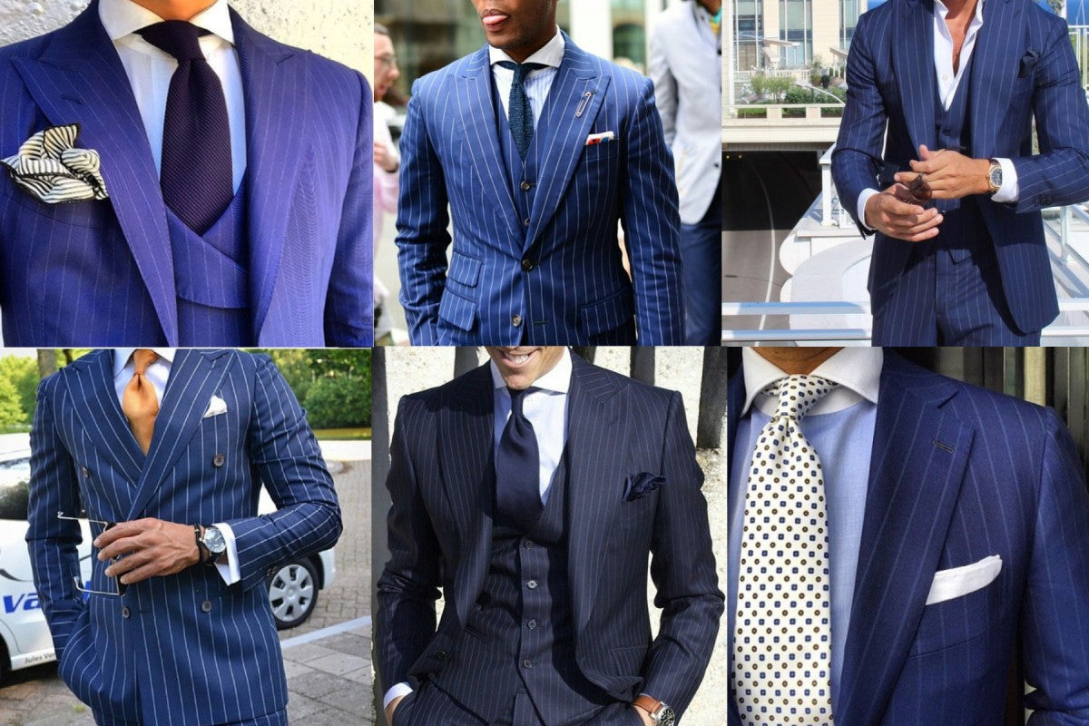 The Gentleman`s Guide To Wearing A Suit Modalooks Blog