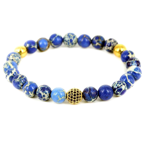 18K-Gold-Plated-CZ-Diamond-Ball-8mm-Blue-Sea-Sediment-Beads-Bracelet-Modalooks