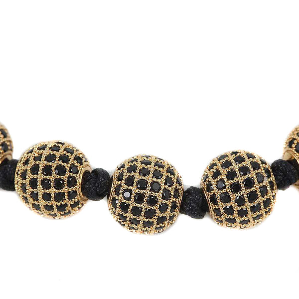 Modalooks-18K-Gold-Plated-CZ-Diamonds-10mm-Beads-Macrame-Bracelet-Close-Up