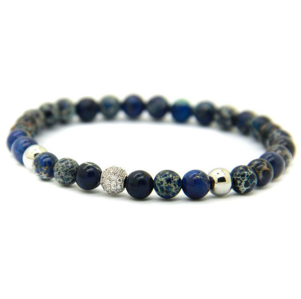 Modalooks-18K-White-Gold-Sea-Blue-Sediment-CZ-Beads-Bracelet
