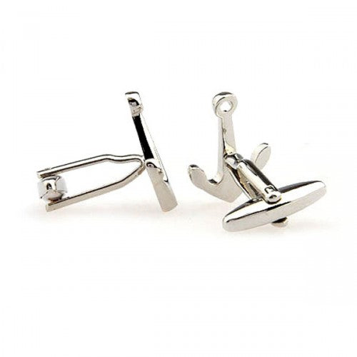 Anchor-Silver-Modalooks-Cufflinks-Side-View