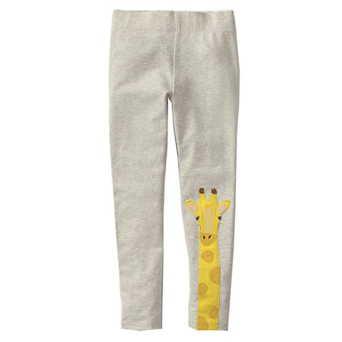 Bambinilooks-Bambini-Kids-Kidslooks-Girls-Leggings-Pants-Giraffe