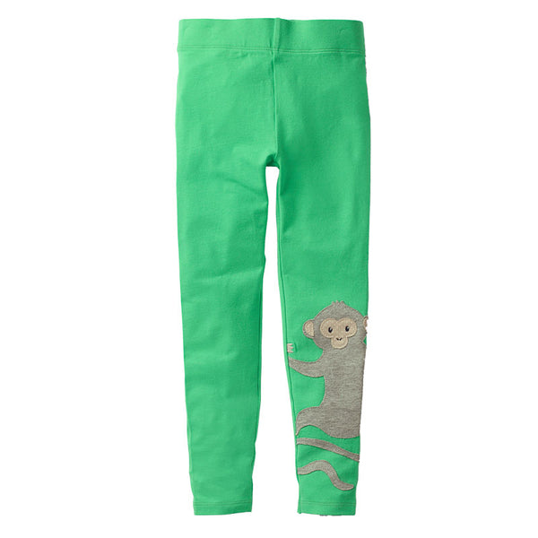 Bambinilooks-Bambini-Kids-Kidslooks-Girls-Leggings-Pants-Monkey
