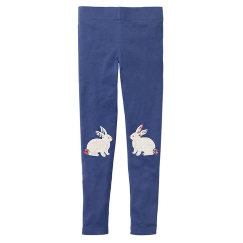 Bambinilooks-Bambini-Kids-Kidslooks-Girls-Leggings-Pants-White-Rabbits