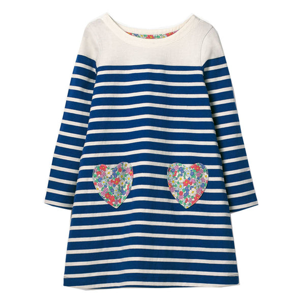 Bambinilooks-Bambini-Kidslooks-Kids-Girls-Dress-Long-Sleeve-Heart