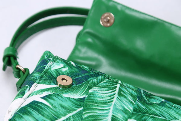 Bambinilooks-Kidslooks-Kids-Girls-Handbag-Colourful-Green-Gentle-Leaf-5