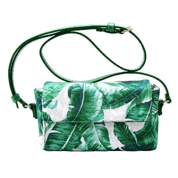Bambinilooks-Kidslooks-Kids-Girls-Handbag-Colourful-Green-Gentle-Leaf
