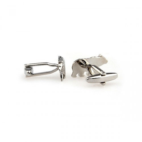 Bear-Polar-Grizzly-Animal-Silver-Modalooks-Cufflinks-2