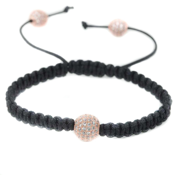 Modalooks-CZ-Diamond-Ball-18K-Rose-Gold-Shamballa-Bracelet