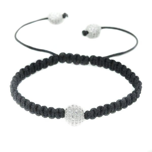 Modalooks-CZ-Diamond-Ball-18K-White-Gold-Shamballa-Bracelet