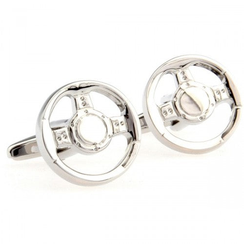 Car-Wheel-Silver-Modalooks-Cufflinks