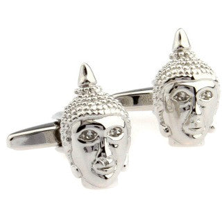 Modalooks-Casual-Buddha-Cufflink-Close-Up