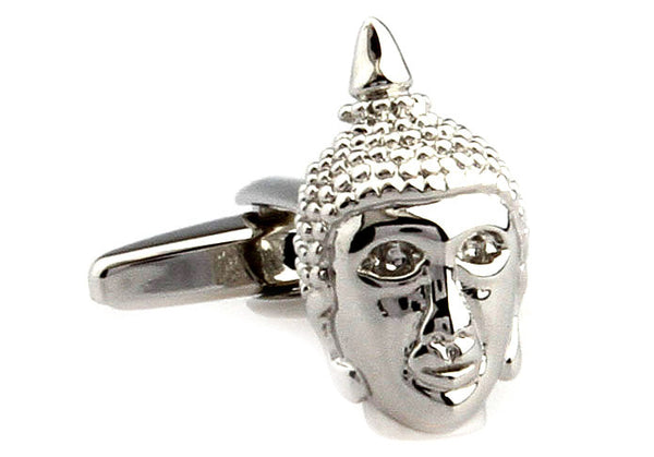 Modalooks-Casual-Buddha-Cufflink-Single