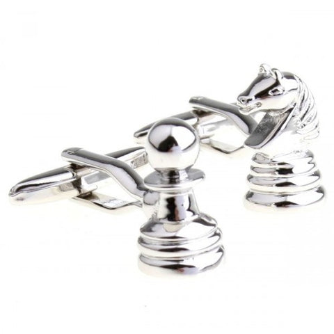Chess-Silver-Modalooks-Cufflinks