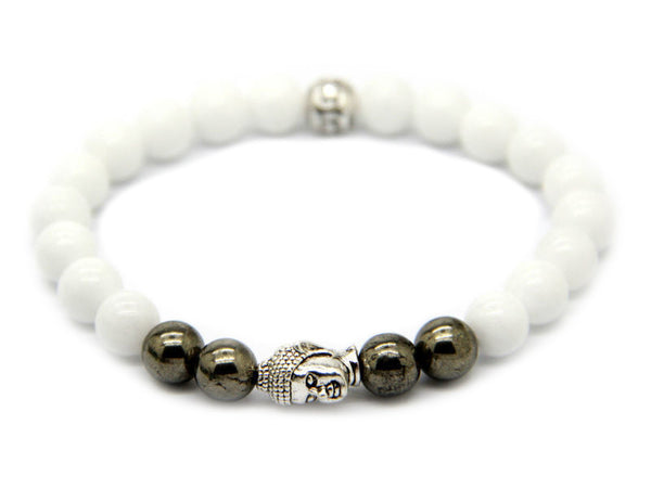 Modalooks-Bracelet-Women-Men-Unisex-Female-Male-Buddha-Silver