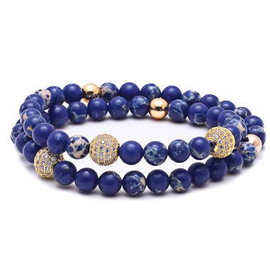 Modalooks-Bracelet-Women-Men-Unisex-Female-Male-Gold-Plated-CZ-Blue-Sea-Sediment