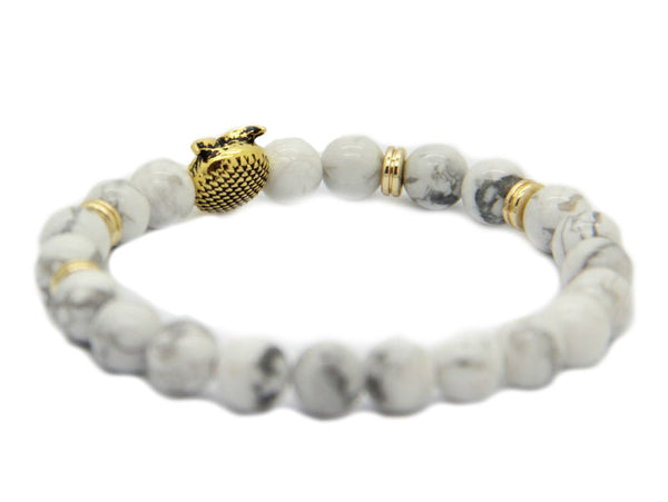 Modalooks-Bracelet-Women-Men-Unisex-Female-Male-Owl-Howlite-Gold-Back