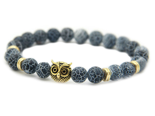 Modalooks-Bracelet-Women-Men-Unisex-Female-Male-Owl-Wheathering-Stone-Gold